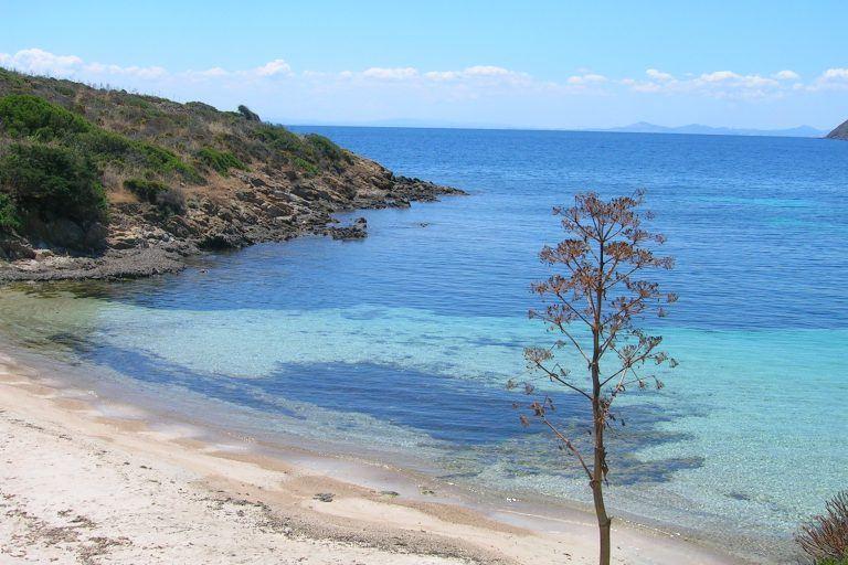 Baia de Bahas- Cala Sabina Beach 2