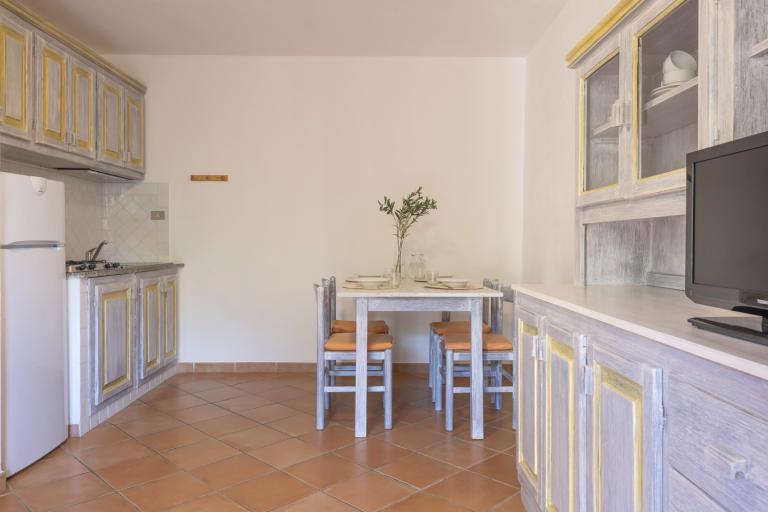 Bilo Standard CSB2 Living + Kitchen